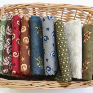 Jefferson City Cottons from Penny Rose Fabrics