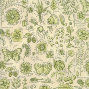 Garden Notes by Kathy Schmitz for Moda
