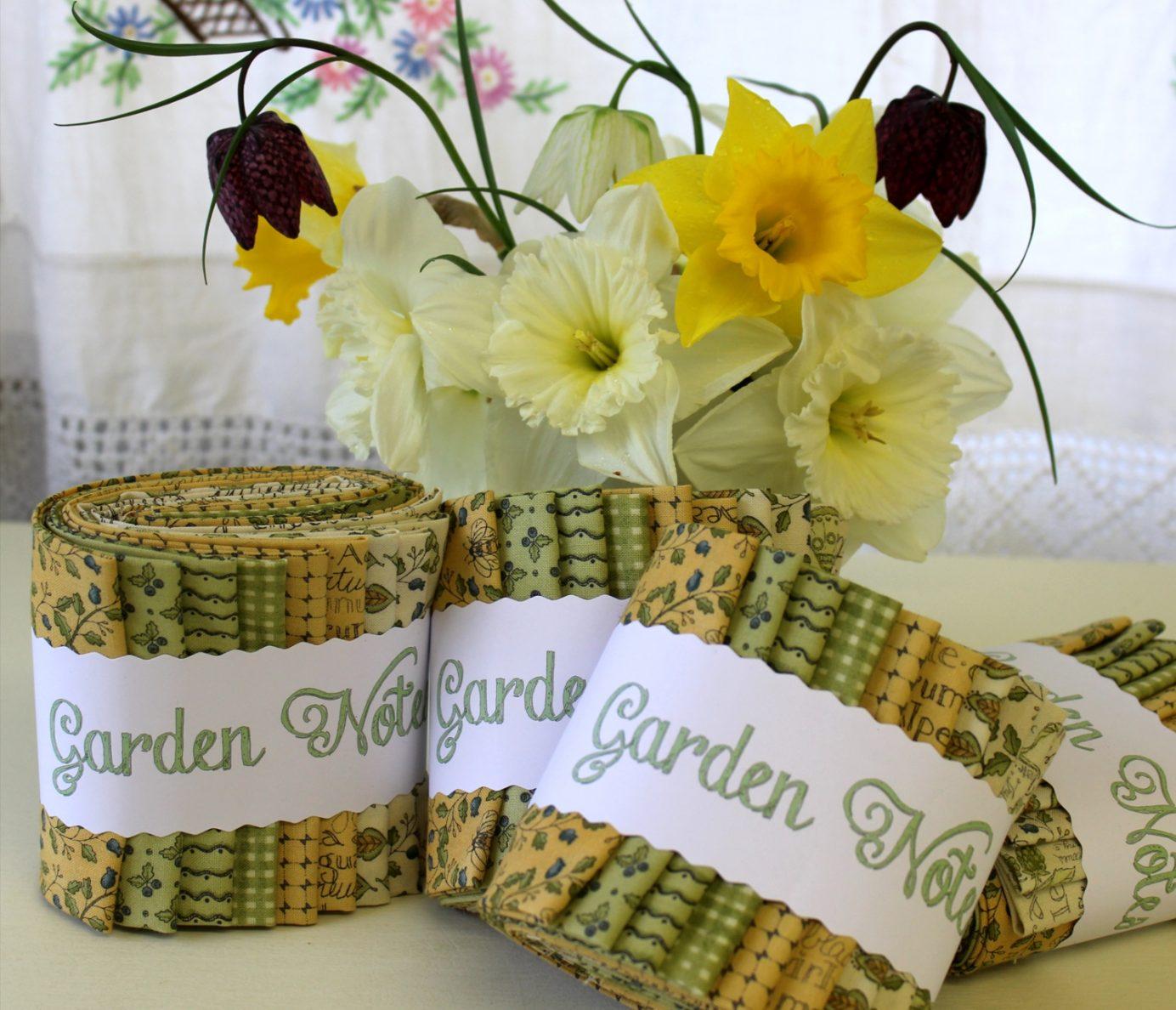 Garden Notes Gold