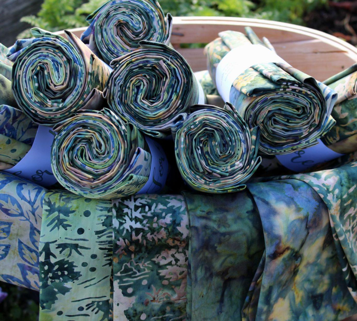 Forest - Batiks by Moda