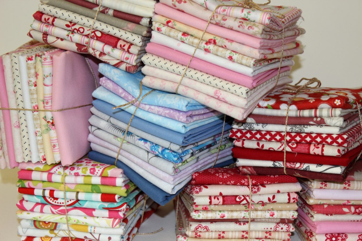 Sale fat quarter bundles.