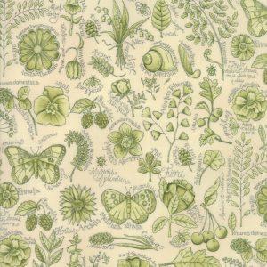 Garden Notes by Kathy Schmitz for Moda