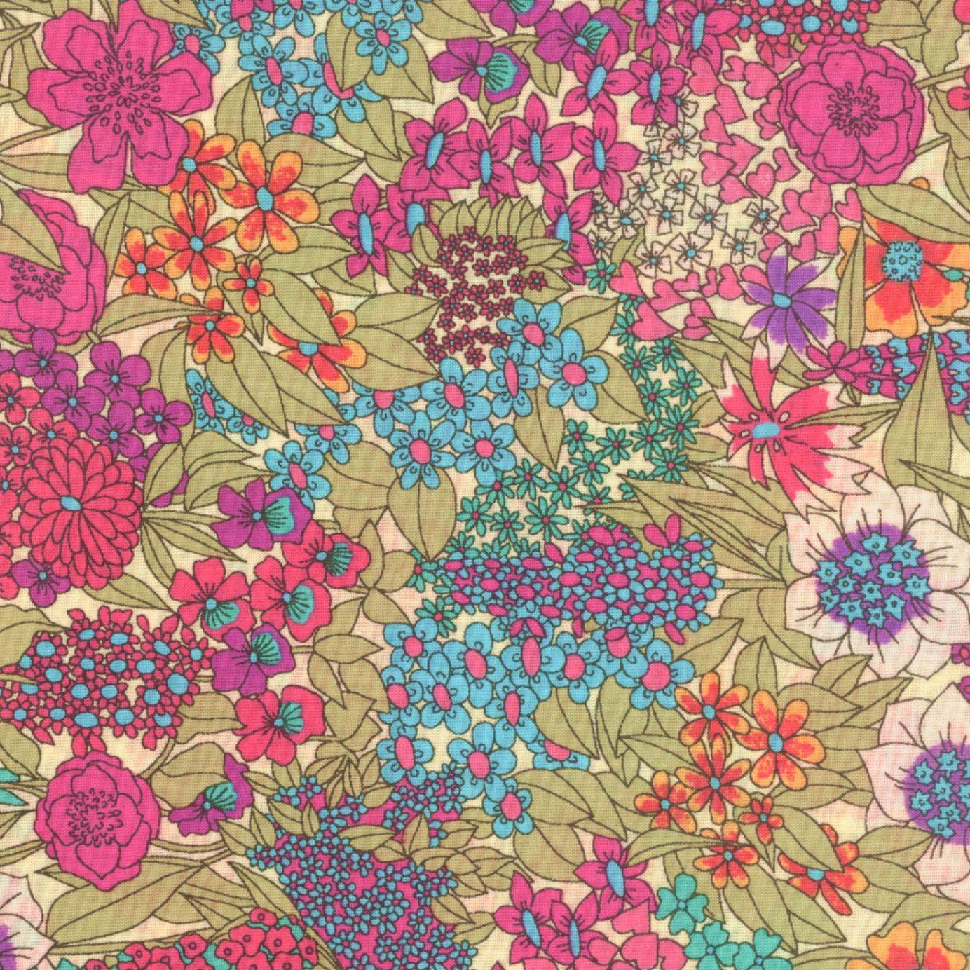 Liberty Tana Lawn Fabric Ciara A